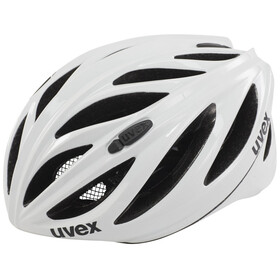 UVEX Boss Race - Casco de bicicleta - blanco